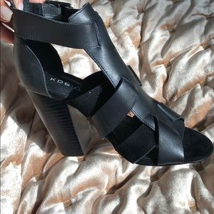 KDB (Kelsi Dagger)  Sandal : Excellent Condition